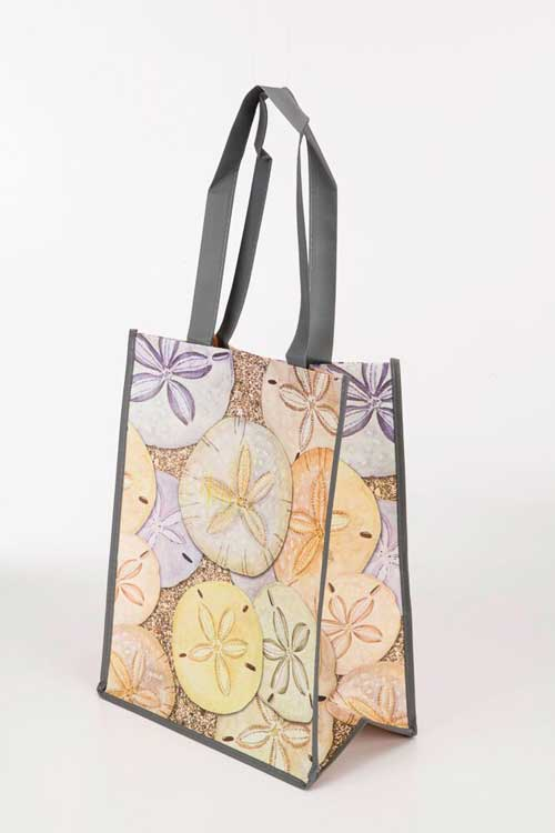 Sand_Dollars_Recycled_Tote_Bag_-_Right